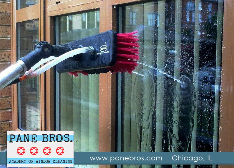 Why Use Deionized Water For Window Cleaning Pane Bros Chicago Il