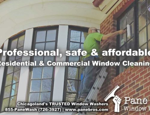 Professional window cleaning is affordable and surprisingly beneficial.